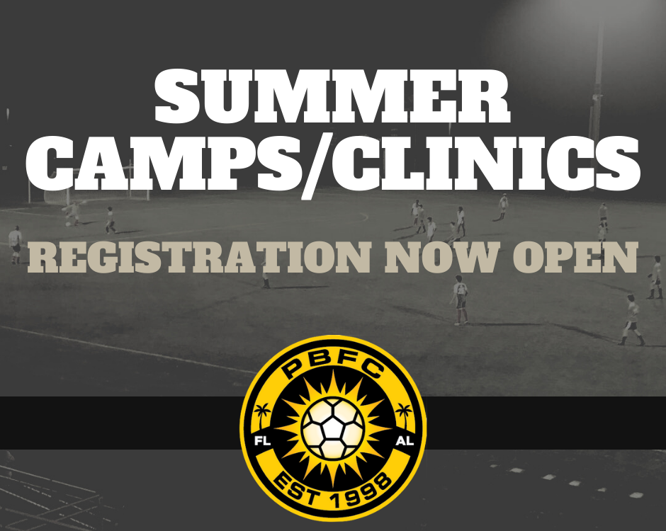 Summer Soccer Training Page